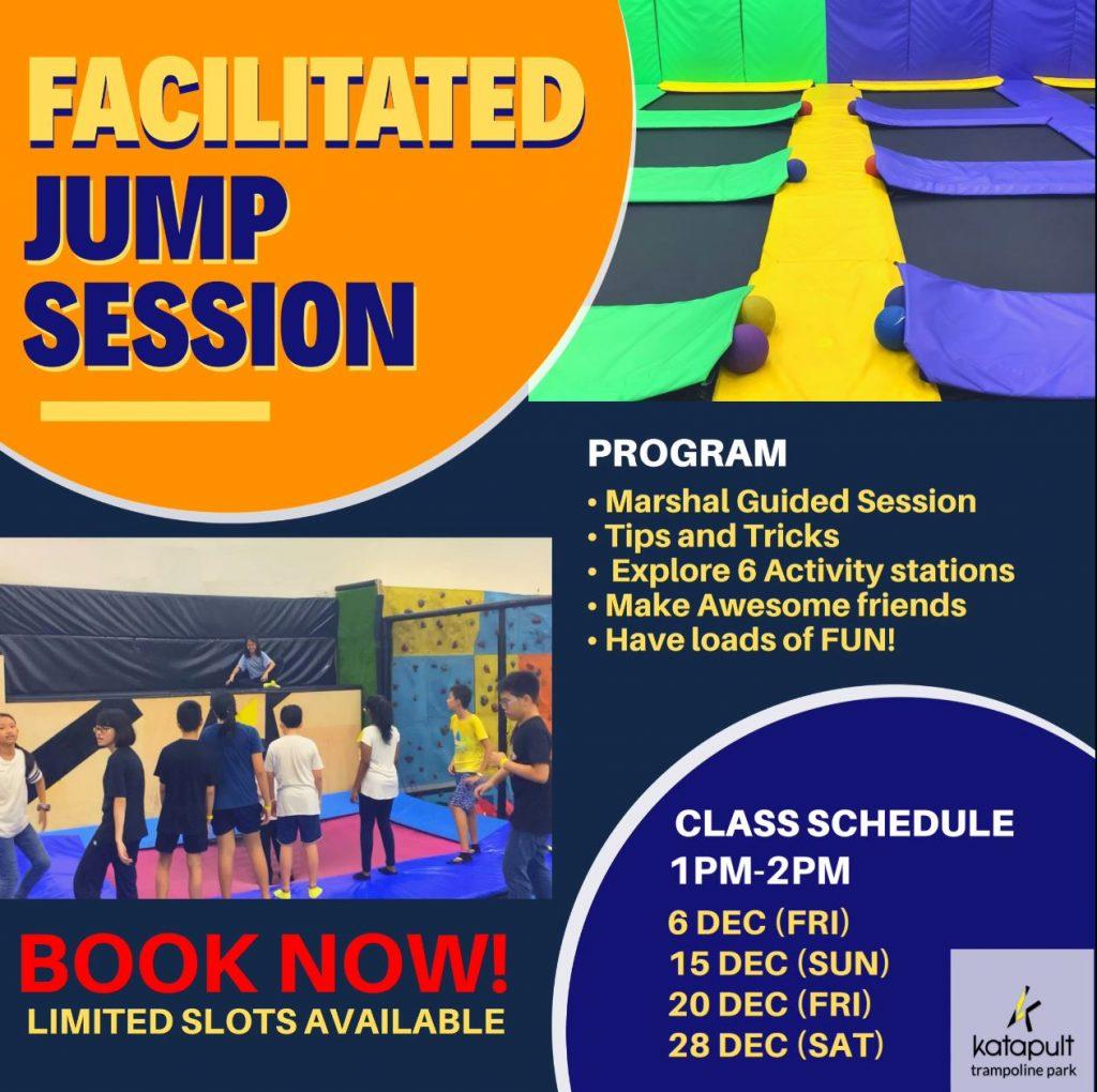 Facilitated Jump